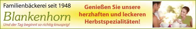 Familienbäckerei Blankenhorn in Stuttgart-Degerloch bietet Ihnen leckere und herzhafte Herbstspezialitäten!