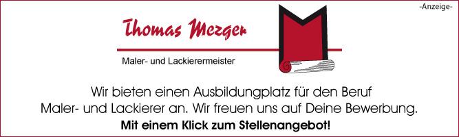 Ausbildungsplatz zum Maler- und Lackierer in Stuttgart-Vaihingen