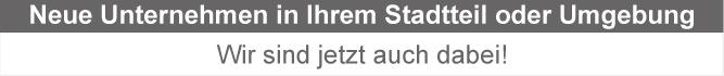 Neue Unternehmen in Ihrem Stadtteil und Umgebung bei look-stuttgart.de